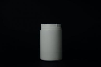 plastová dóza se širokým hrdlem objem 800 ml