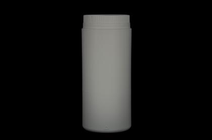 plastová dóza se širokým hrdlem